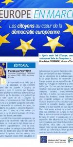 Europe en marche n6 - Une