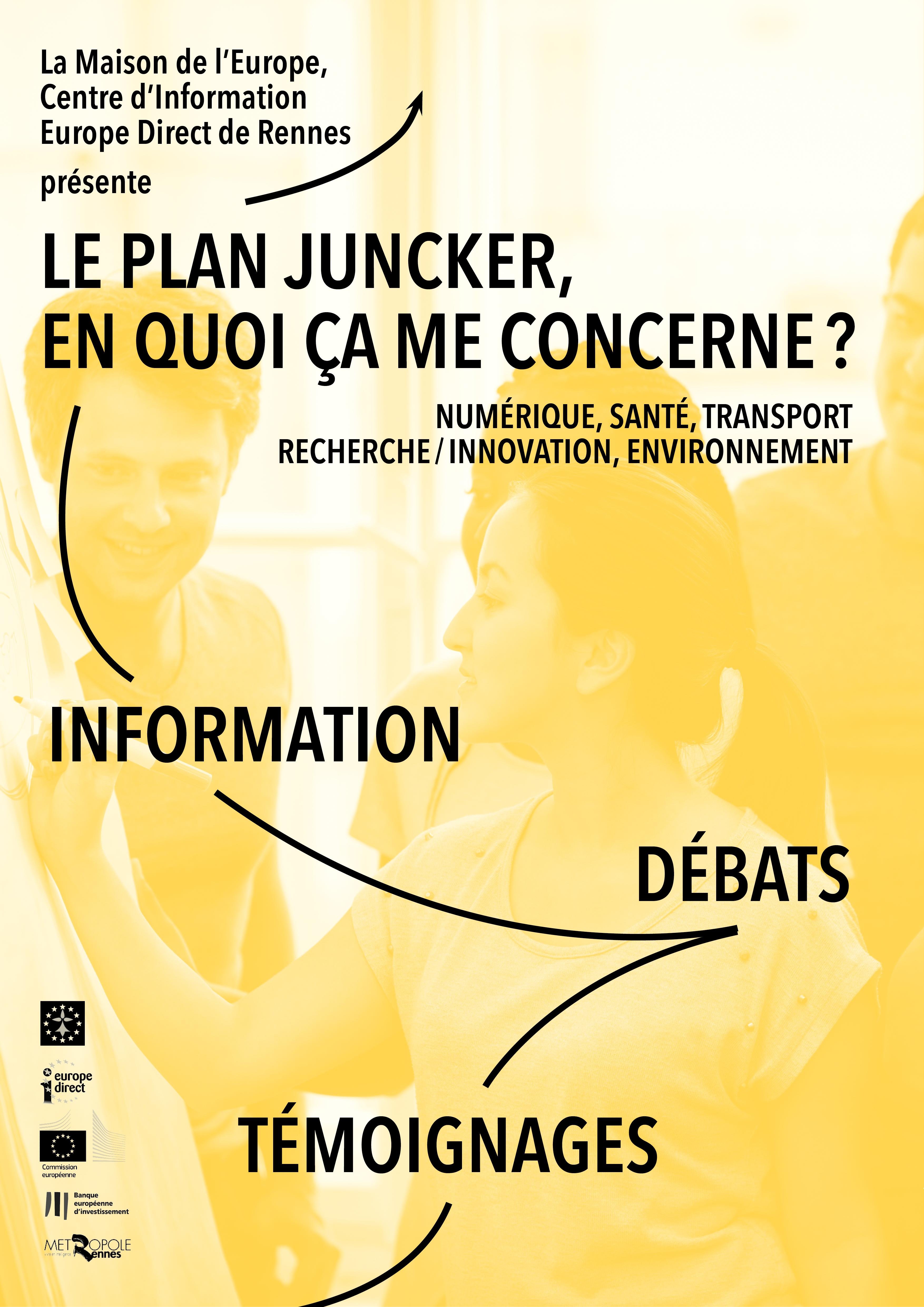 ☆ Le Plan Juncker, en quoi ça me concerne ?