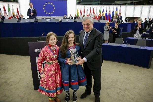 Fête de l'Europe 2018 : Ciné-Débat autour du film lauréat du prix Lux 2017, Sámi Blood