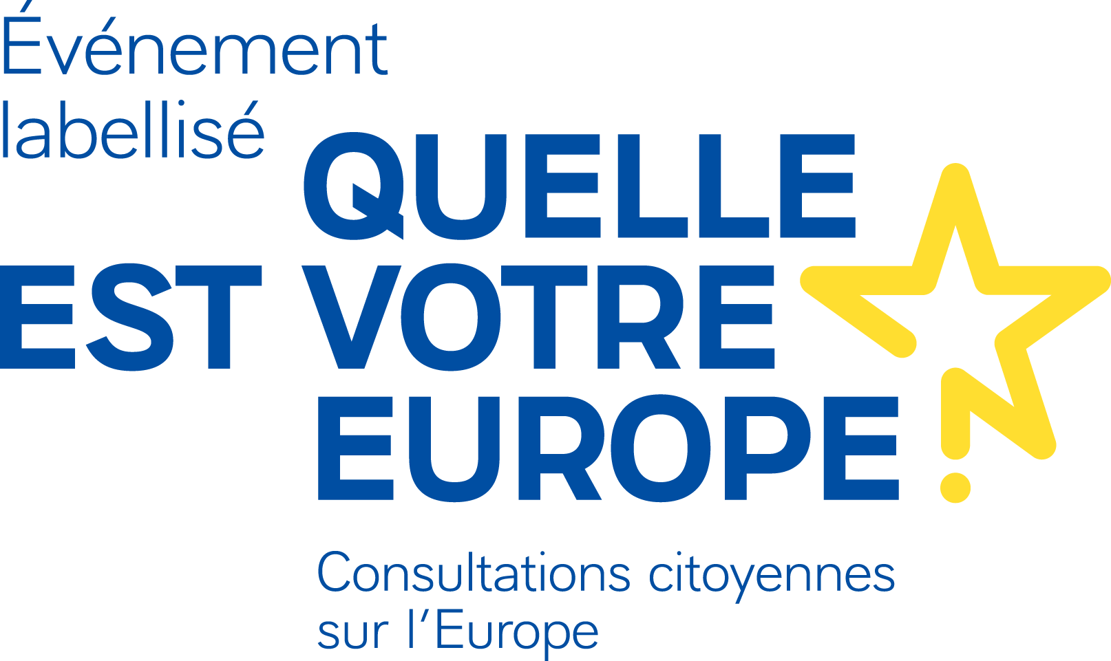 ☆ Consultations citoyennes sur l'Europe
