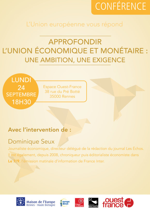 Union Eco et monétaire_190718