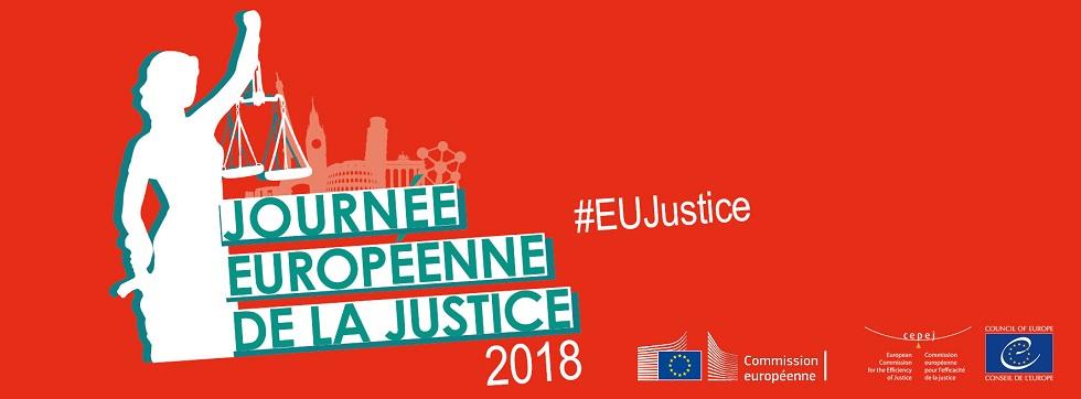 Journée européenne de la justice