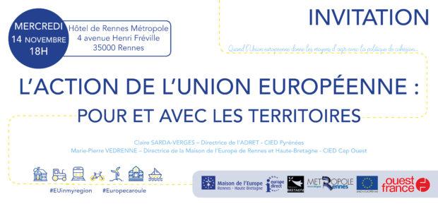 Invitation Dg Régio 141118