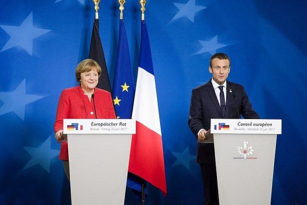 Macron Merkel 782 D750995389