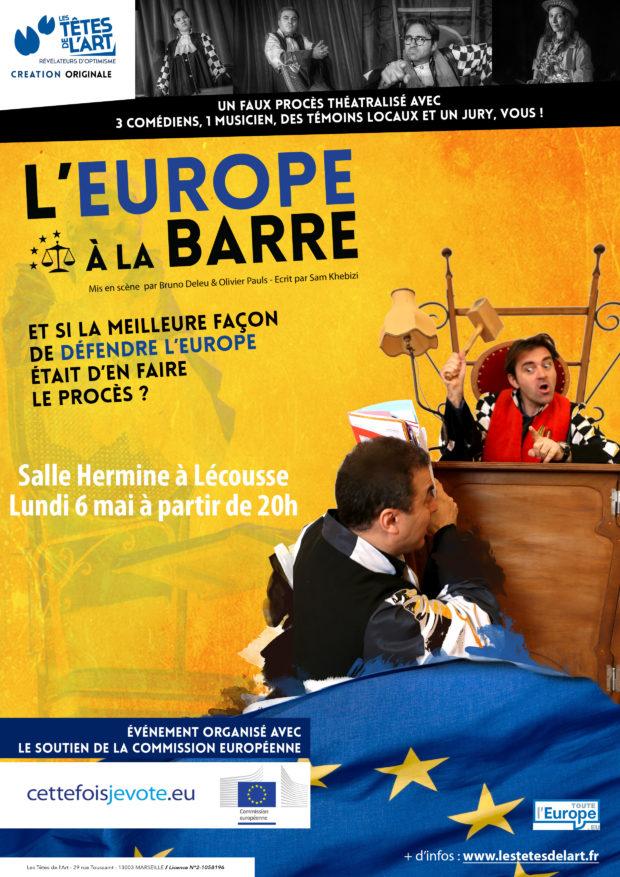 L'Europe à la barre ! @ Salle Hermine