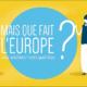 Que Fait L'europe