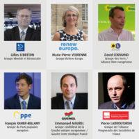 Quelles sont les priorités des partis politiques face aux nouveaux enjeux européens ? @ Espace Ouest-France