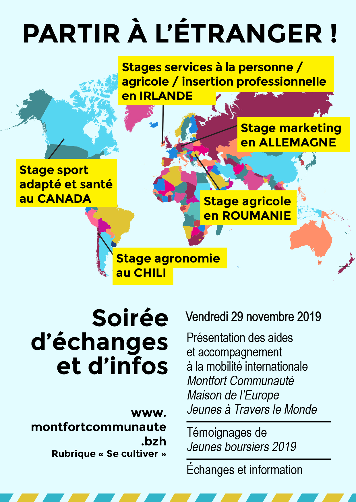 2019 Flyer Soiree Partiraletranger 2