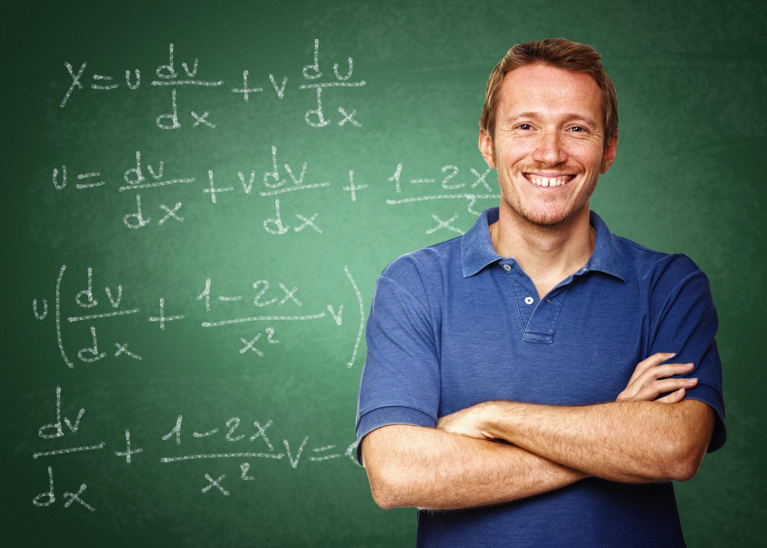 Teacher Portrait