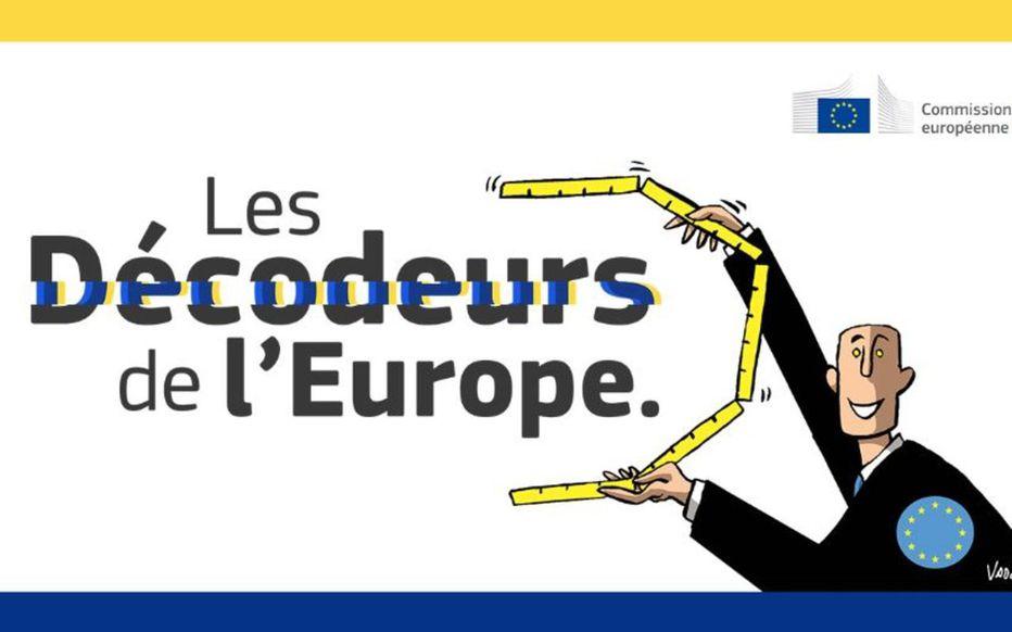 Decodeurs Europe