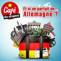 Café des européens - ALLEMAGNE @ Bibliothèque Municipale d'Irodouër - La plume enchantée