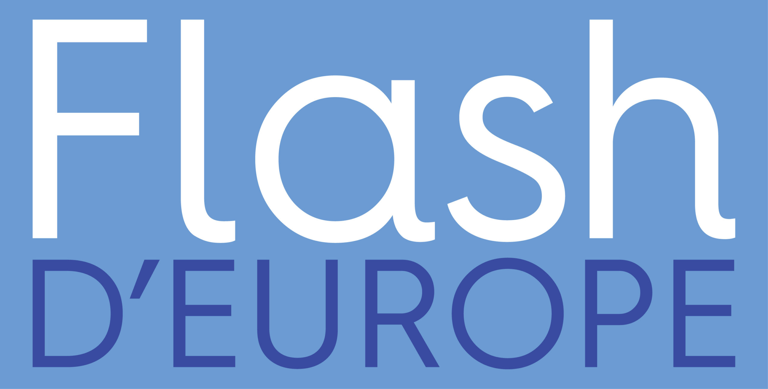 Logo Flash Europe Cadre Plan De Travail 1