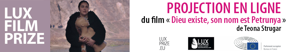 PROJECTION EN LIGNE - PRIX LUX 2019