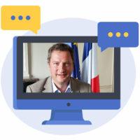 WEB CONFÉRENCE - Baudouin Baudru
