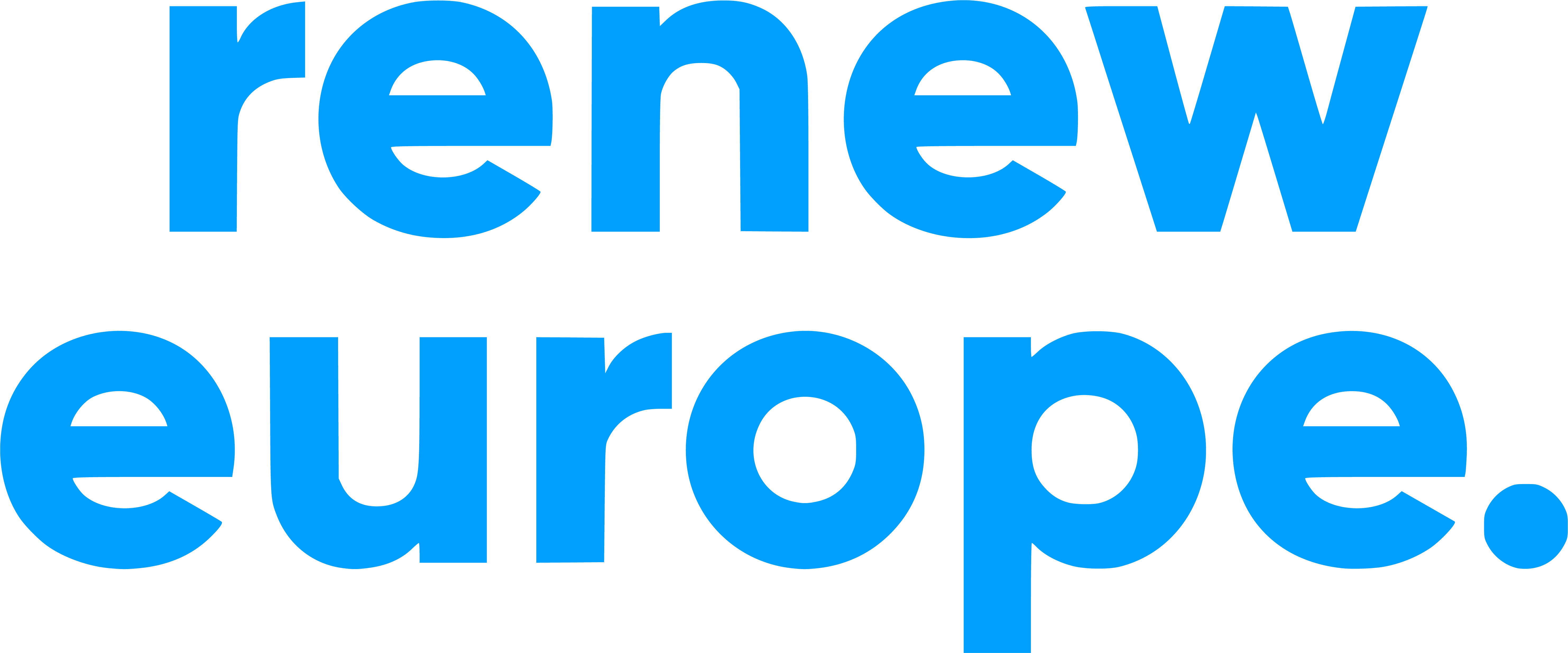 Logo Of Renew Europe