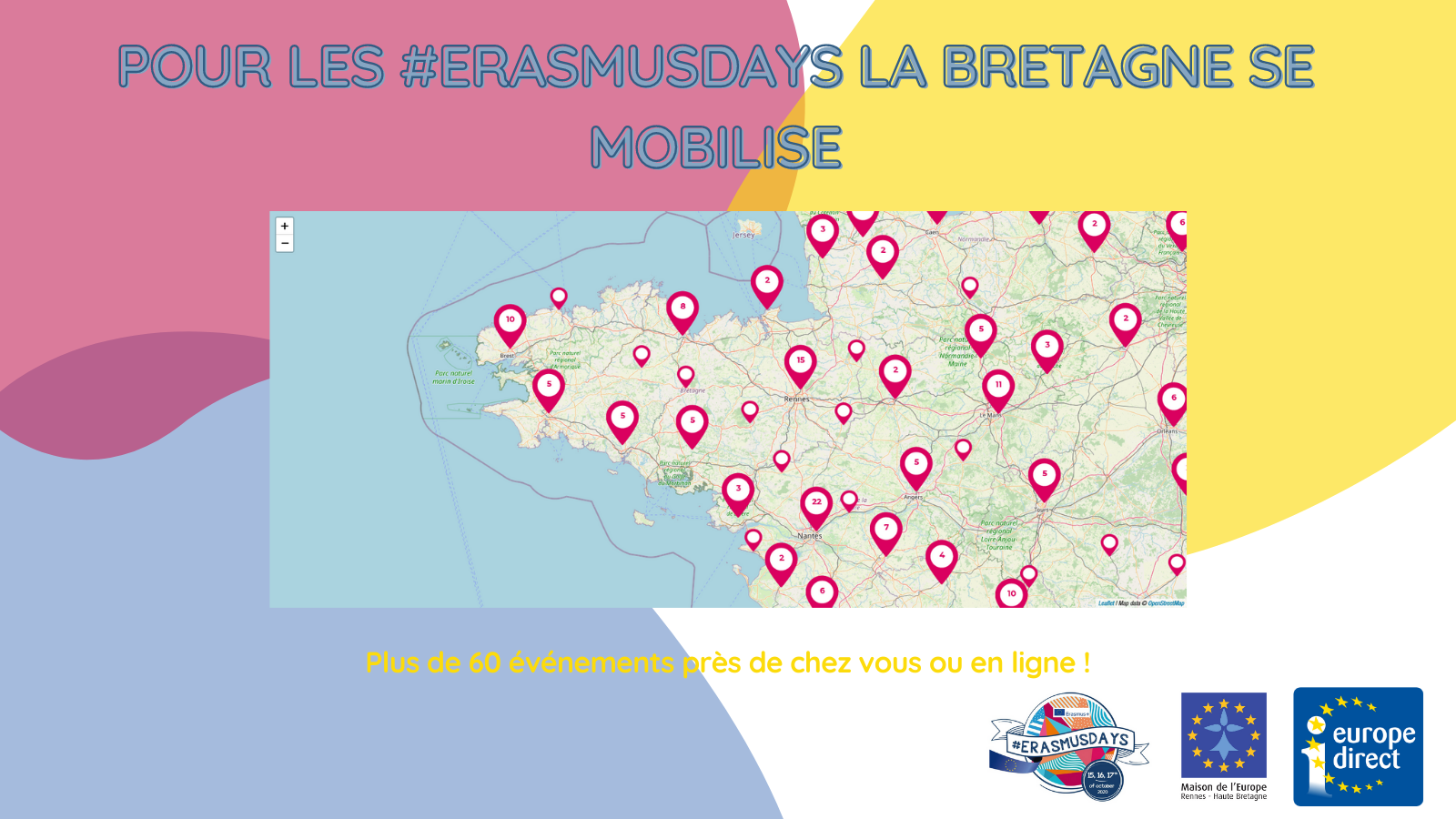 Tw Event Erasmusdays Bretagne