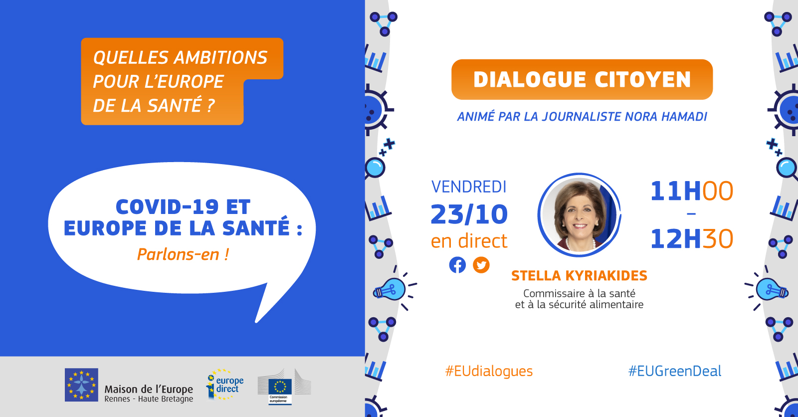 Visuel Twitter Dialogue Citoyen Kyriakides 2