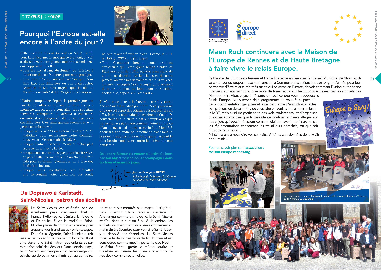 Maenroch Mag14 Dec2020 Pageeurope