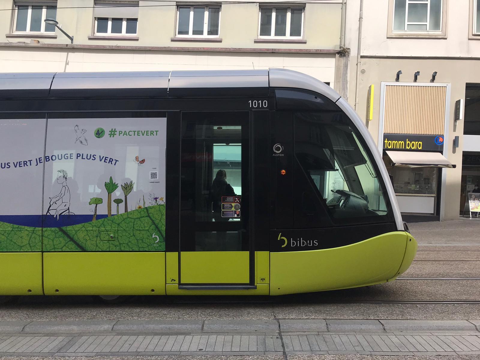 Tram Brest 7