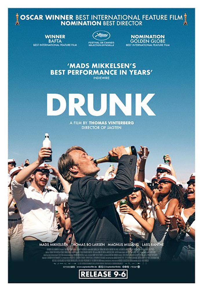 Drunk Affiche Good