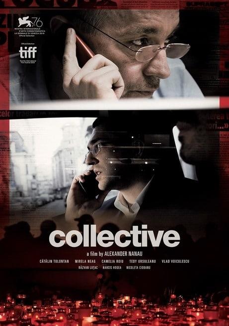 L Affaire Collective Affiche